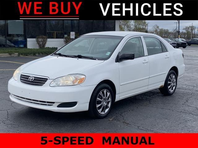 used 2008 Toyota Corolla car, priced at $4,775
