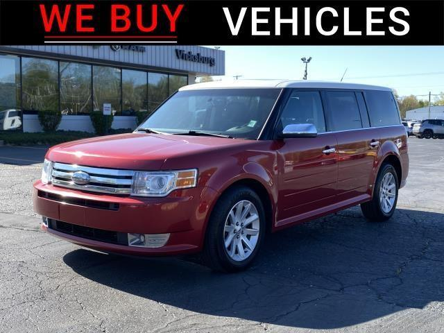 used 2009 Ford Flex car, priced at $7,475