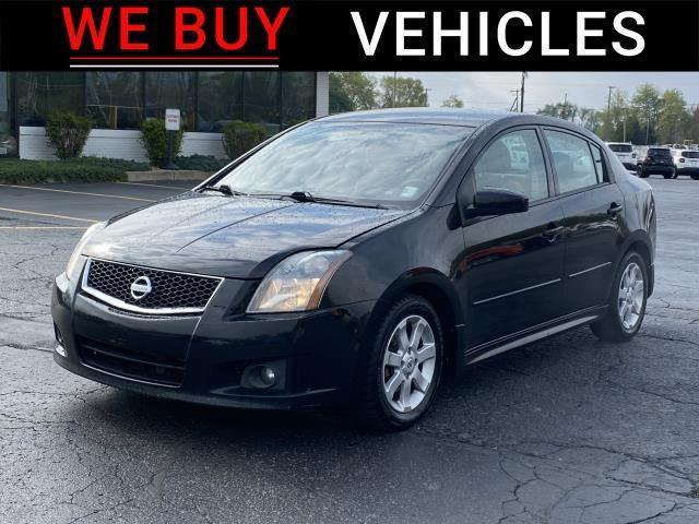 used 2009 Nissan Sentra car, priced at $4,900