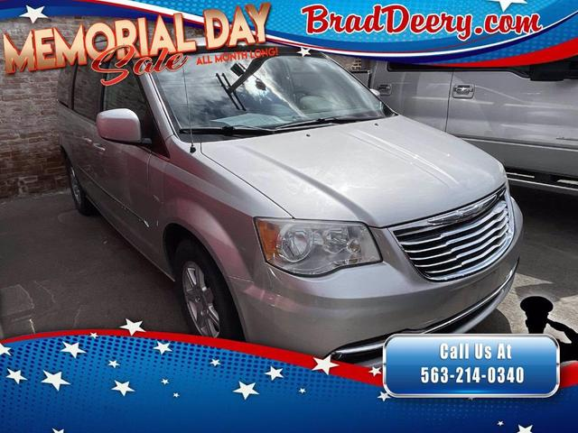 used 2012 Chrysler Town & Country car, priced at $5,999
