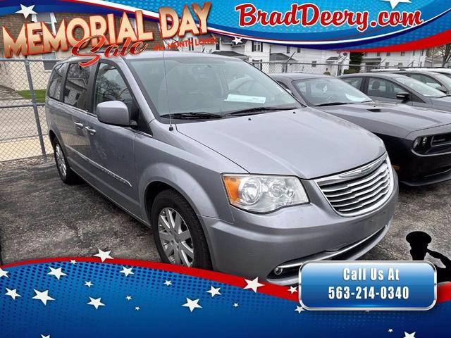 used 2014 Chrysler Town & Country car, priced at $6,999