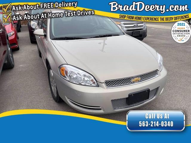 used 2012 Chevrolet Impala car, priced at $6,499