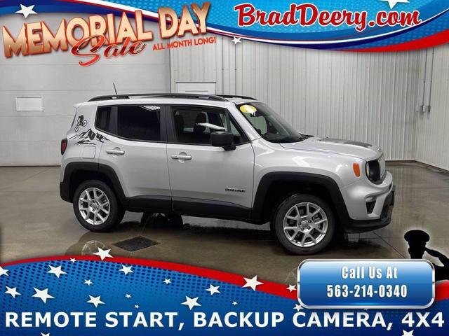used 2020 Jeep Renegade car