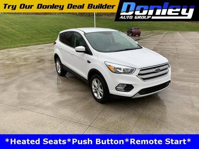 used 2019 Ford Escape car, priced at $20,488