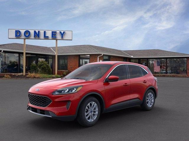 new 2021 Ford Escape car, priced at $28,360
