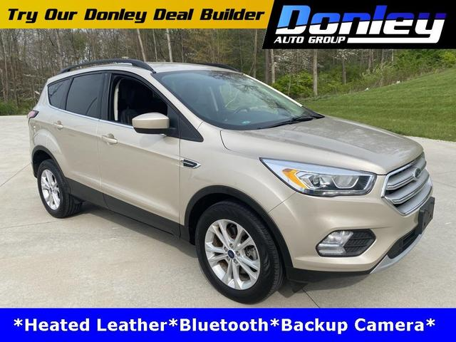 used 2018 Ford Escape car, priced at $22,929