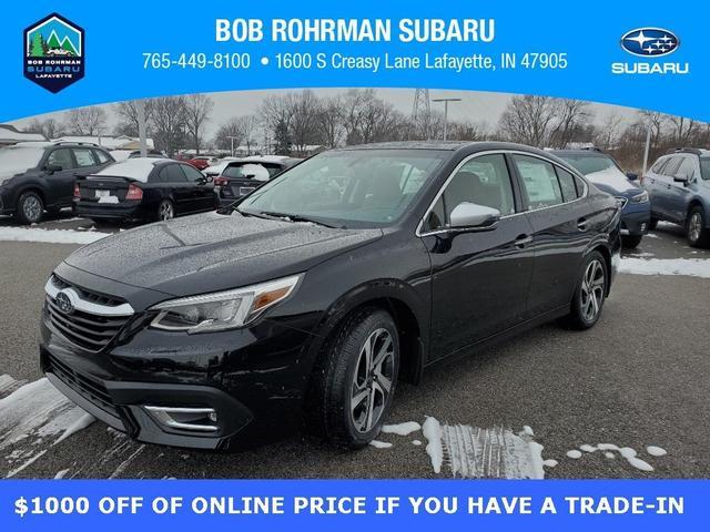 new 2021 Subaru Legacy car, priced at $35,291