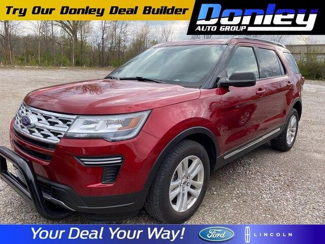 used 2019 Ford Explorer car, priced at $32,245