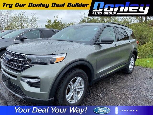 used 2020 Ford Explorer car, priced at $39,675