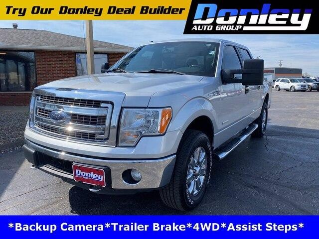 used 2014 Ford F-150 car, priced at $16,894