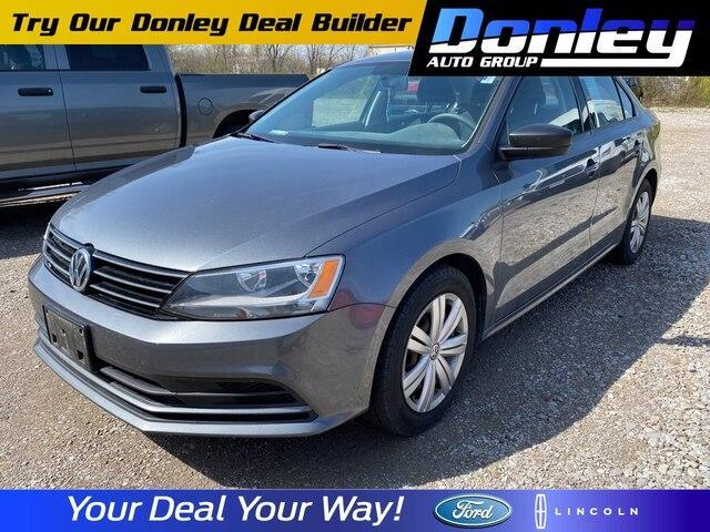 used 2015 Volkswagen Jetta car, priced at $11,765