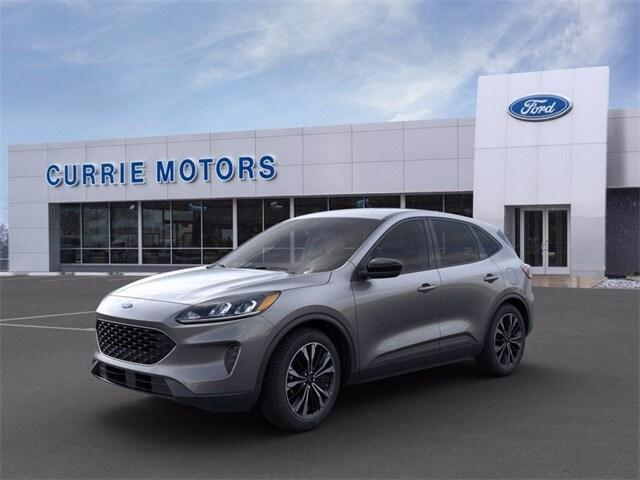 new 2021 Ford Escape car, priced at $30,013