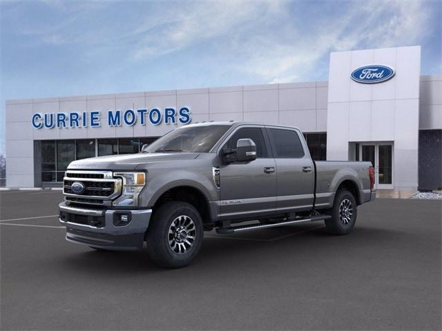 new 2021 Ford F-250 car, priced at $80,485