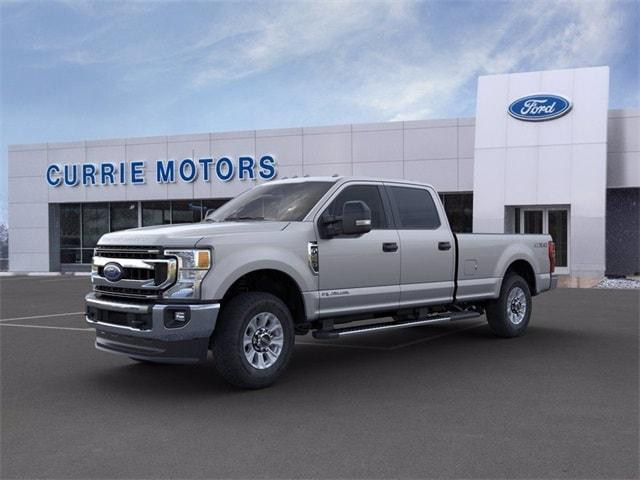 new 2021 Ford F-250 car, priced at $77,655