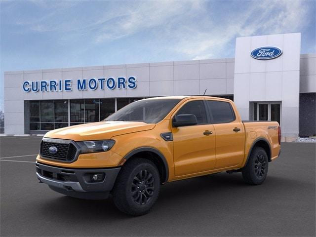 new 2021 Ford Ranger car, priced at $39,775