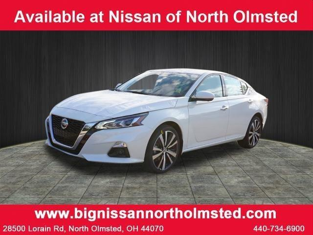new 2021 Nissan Altima car, priced at $33,605