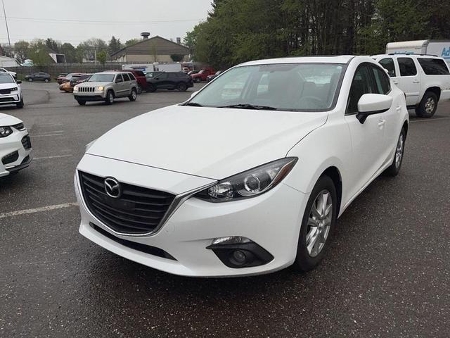 used 2016 Mazda Mazda3 car, priced at $12,500