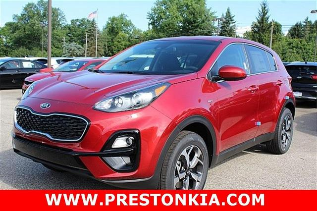 used 2021 Kia Sportage car, priced at $26,682