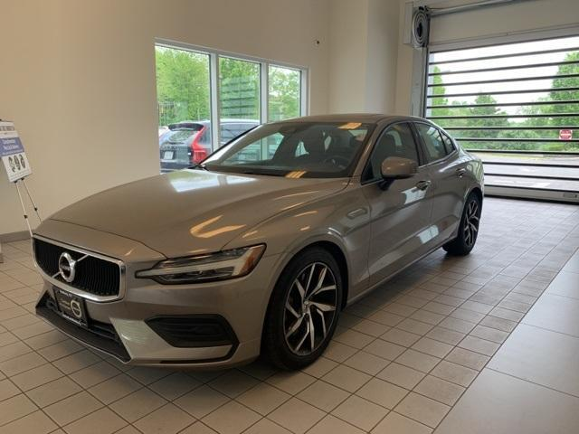 used 2020 Volvo S60 car, priced at $34,495