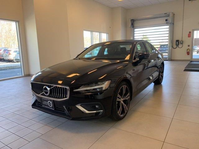 used 2020 Volvo S60 car, priced at $36,899