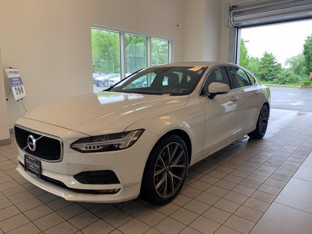 used 2018 Volvo S90 car, priced at $32,499