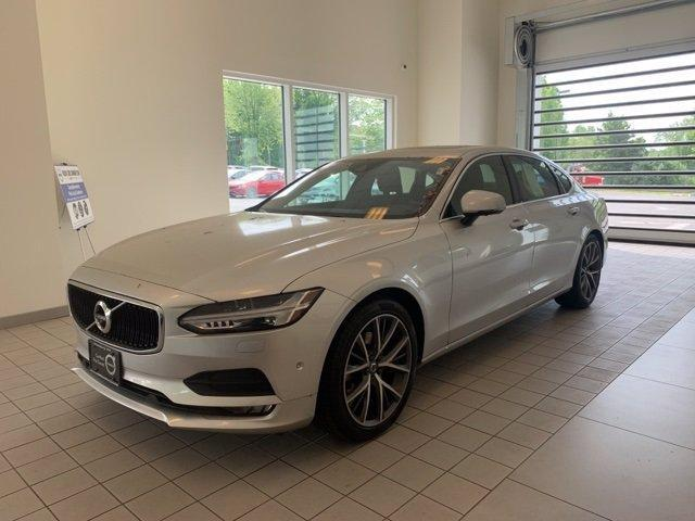used 2018 Volvo S90 car, priced at $29,884