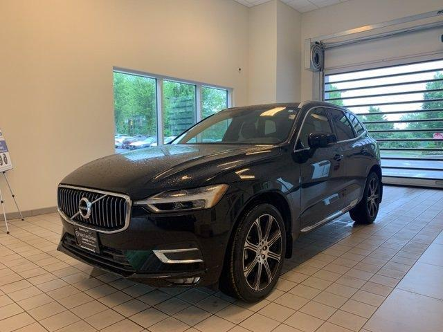 used 2018 Volvo XC60 car, priced at $37,492