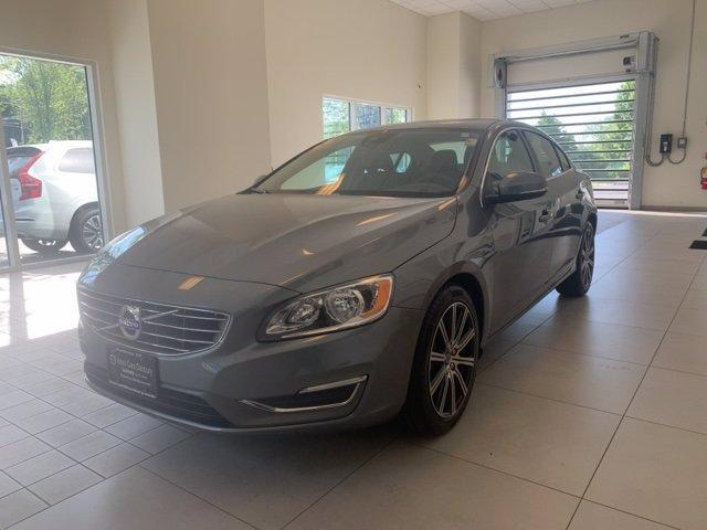 used 2018 Volvo S60 Inscription car, priced at $23,898