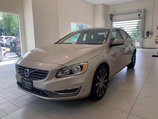 used 2018 Volvo S60 Inscription car, priced at $26,648