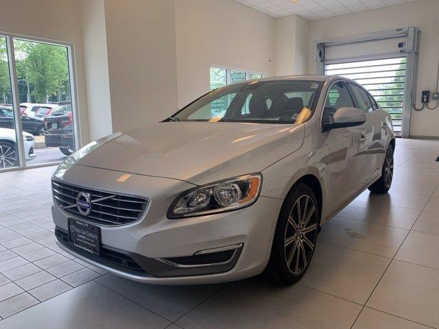 used 2018 Volvo S60 Inscription car, priced at $24,989