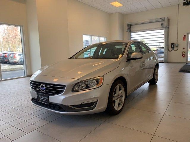 used 2015 Volvo S60 car, priced at $16,498
