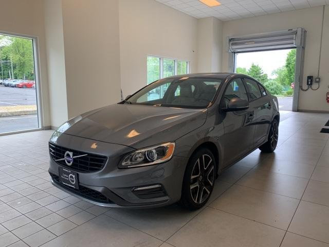 used 2018 Volvo S60 car, priced at $24,491