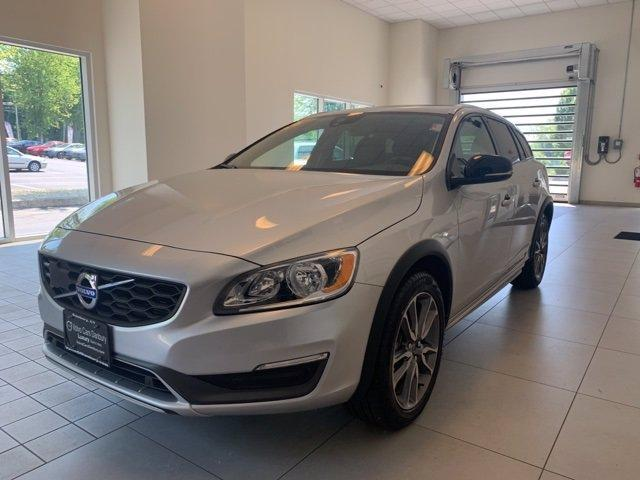 used 2016 Volvo V60 Cross Country car, priced at $19,898