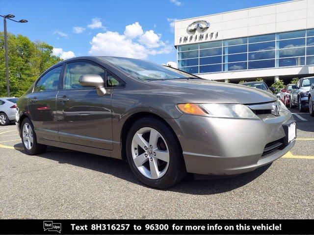 used 2008 Honda Civic car, priced at $4,000