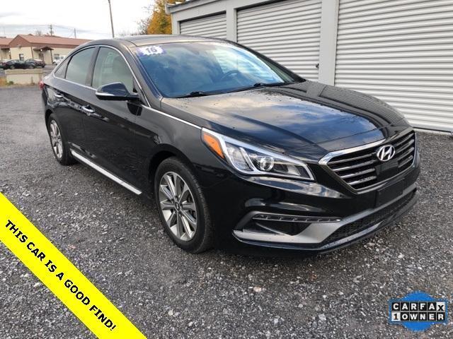 used 2016 Hyundai Sonata car, priced at $19,997
