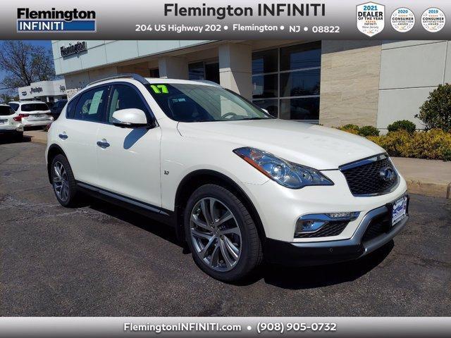 used 2017 INFINITI QX50 car, priced at $29,990