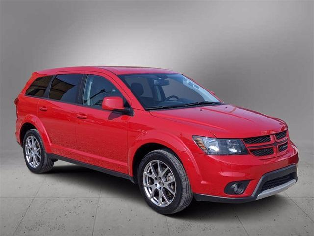 used 2018 Dodge Journey car, priced at $22,997