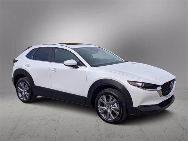new 2021 Mazda CX-30 car, priced at $27,740