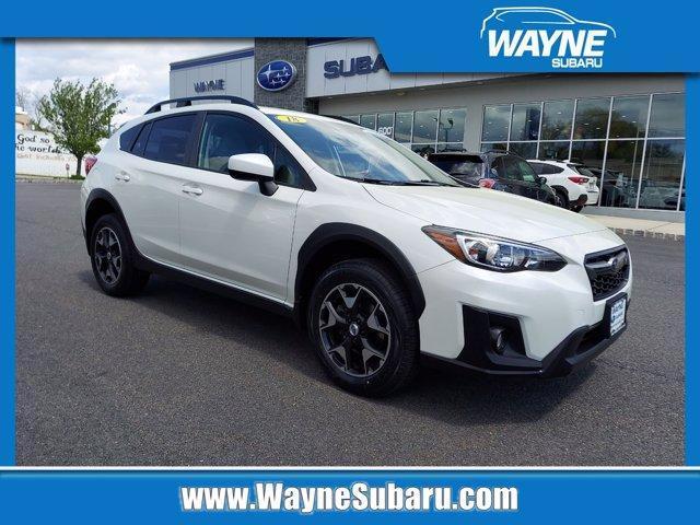 used 2018 Subaru Crosstrek car, priced at $23,500