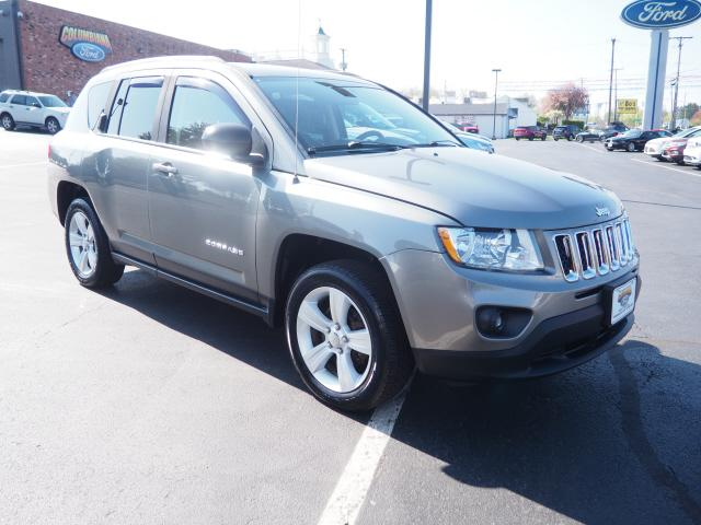 used 2013 Jeep Compass car, priced at $8,998