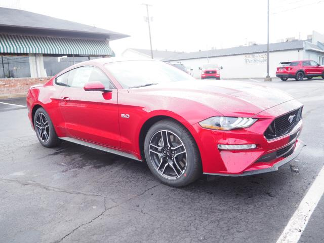 new 2021 Ford Mustang car, priced at $40,675
