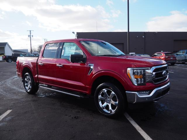 new 2021 Ford F-150 car, priced at $54,410