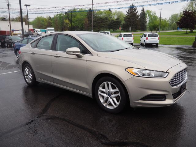 used 2016 Ford Fusion car, priced at $14,988