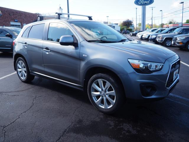 used 2015 Mitsubishi Outlander Sport car, priced at $13,488