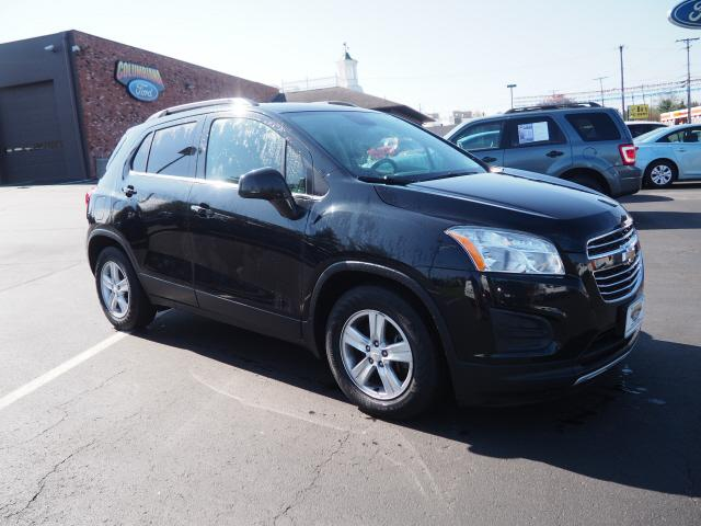 used 2016 Chevrolet Trax car, priced at $14,988