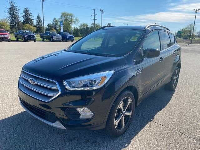 used 2018 Ford Escape car, priced at $26,918