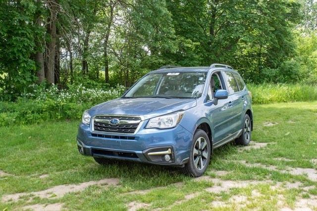 used 2018 Subaru Forester car, priced at $28,976