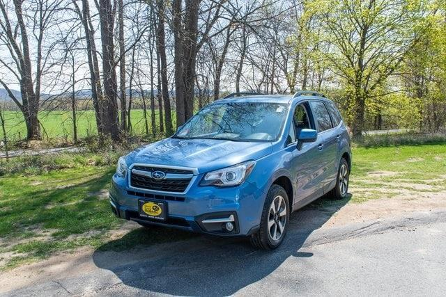 used 2018 Subaru Forester car, priced at $27,976