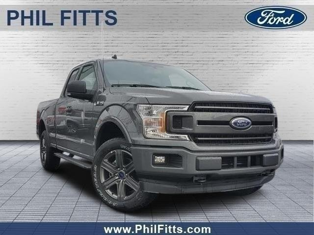 new 2020 Ford F-150 car