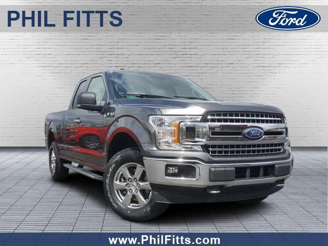 used 2018 Ford F-150 car
